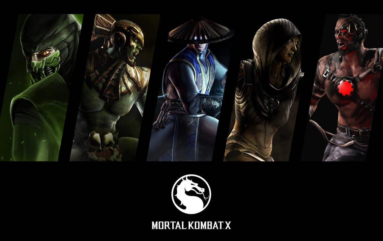Mortal Kombat X Characters Full Roster Of 33 Fighters