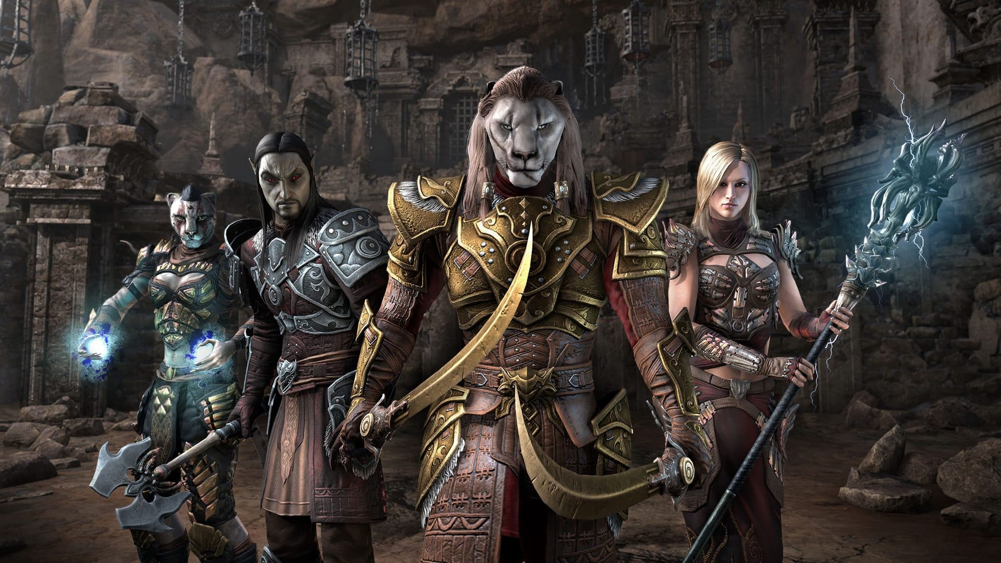 The Elder Scrolls Online - Class Guide for New Players