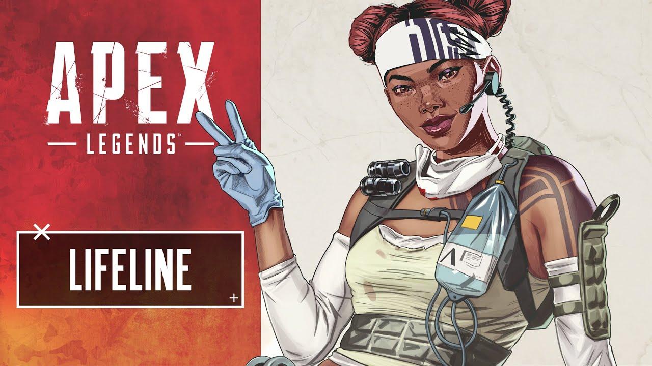 Lifeline, Combat Medic, Apex Legends