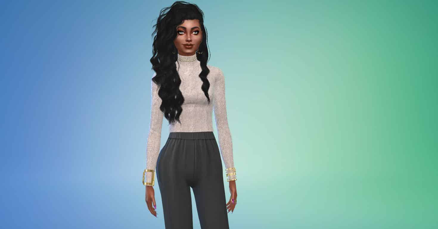 The Sims 15 CC Hair   The 15 Best Female Hairstyles To Download