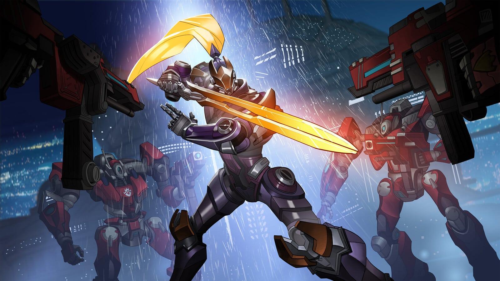 Zhin - The Tyrant, Omega Skin, Paladins