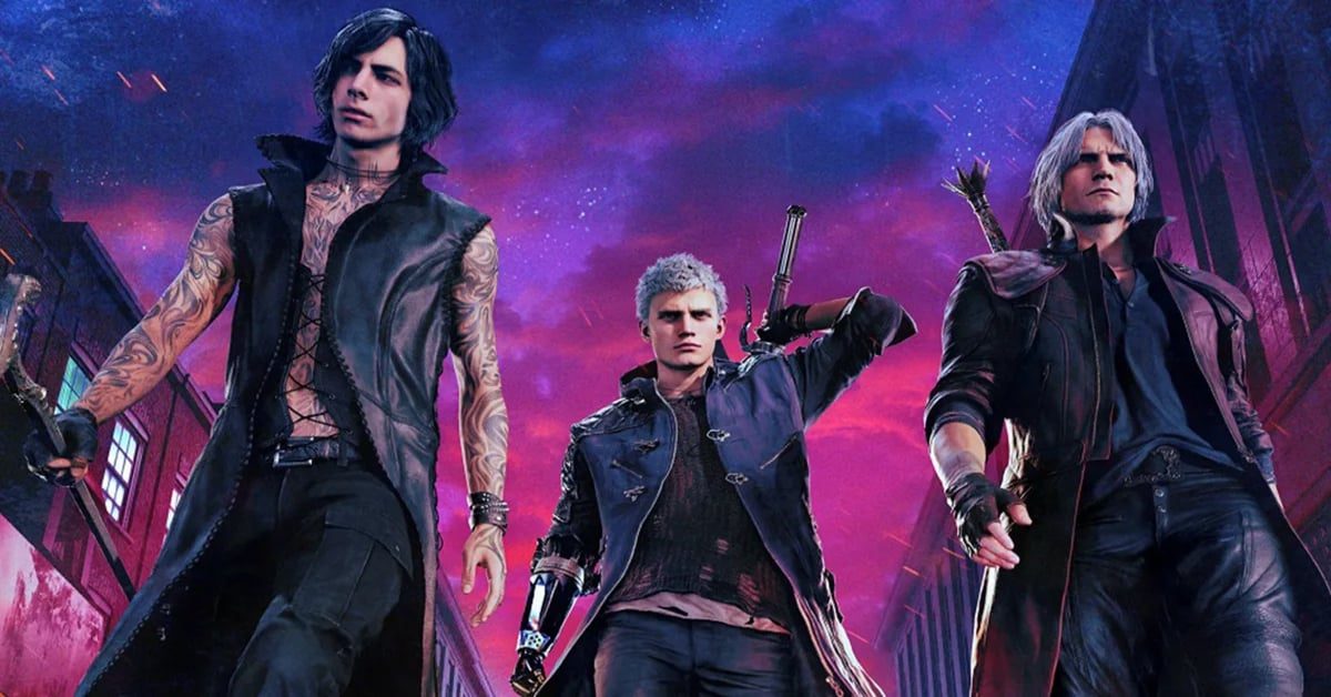 All Devil May Cry Games Ever Released