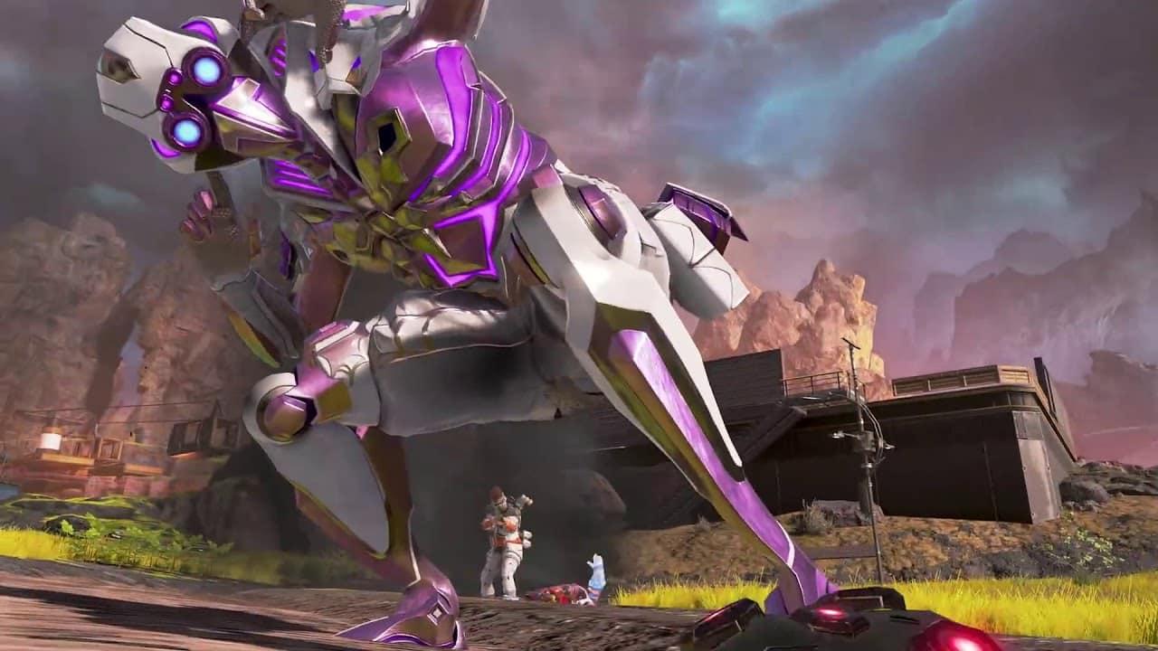 Octane, Arachnoid Rush, Apex Legends