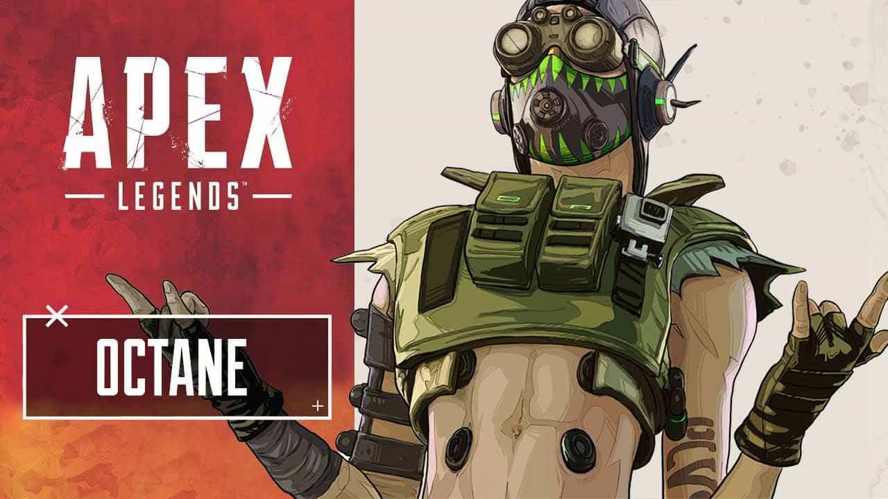 Octane, Adrenaline Junkie, Apex Legends