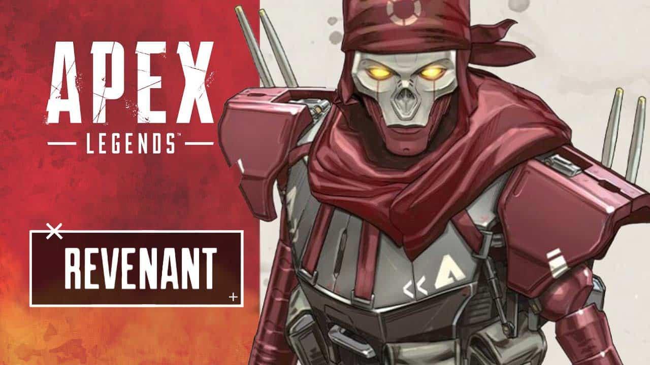 Revenant, Synthetic Nightmare, Apex Legends