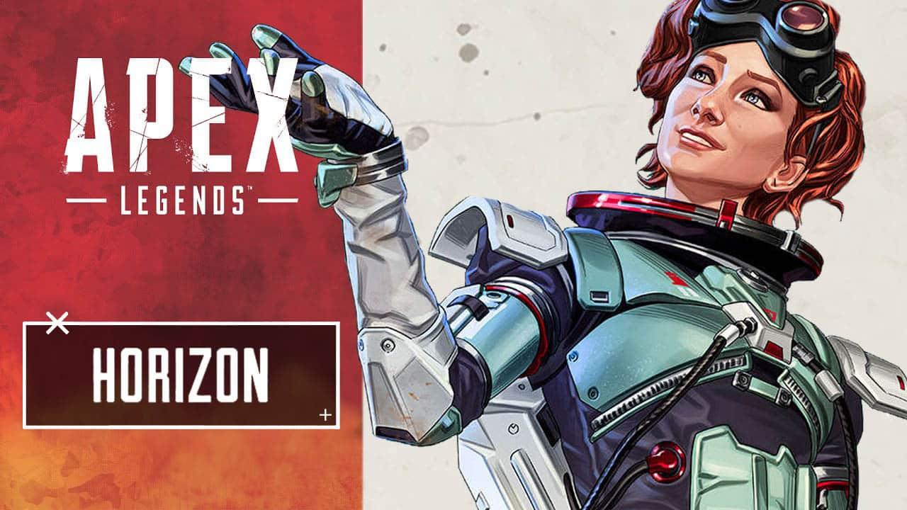 Horizon, Gravitational Manipulator, Apex Legends