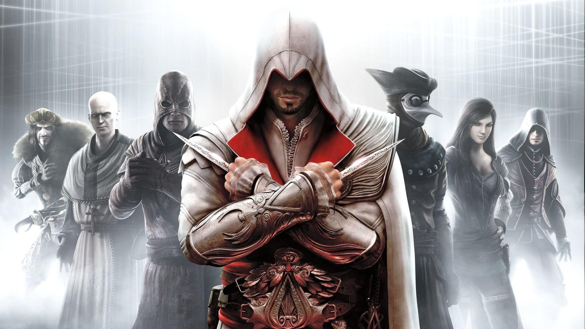 All Assassin's Creed Games Ever Released