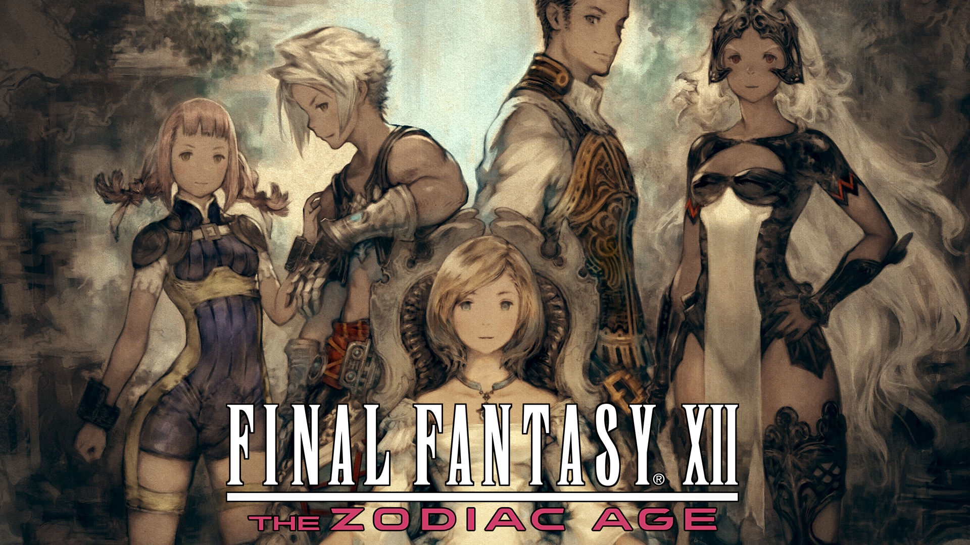 Every final fantasy game ever released