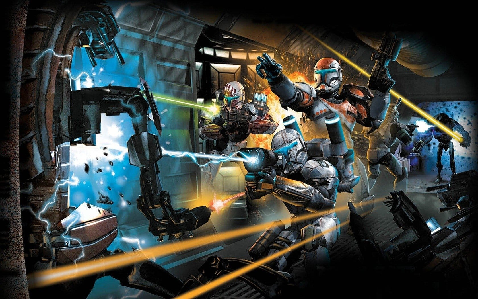 top 10 best first person shooters for low-end PC