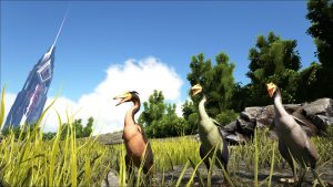 Hesperornis, Ark: Survival Evolved
