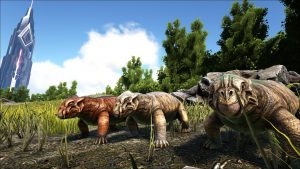 Lystrosaurus, Ark: Survival Evolved