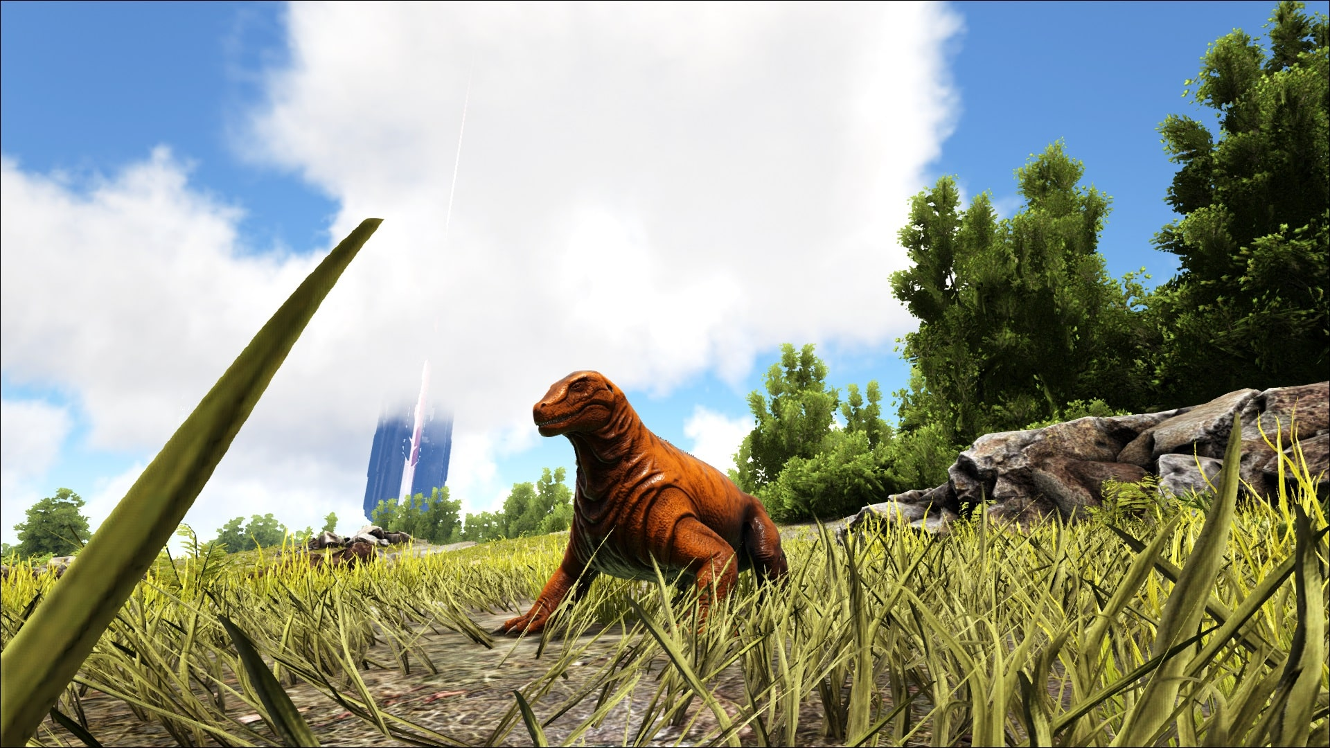 Moschops, Ark: Survival Evolved