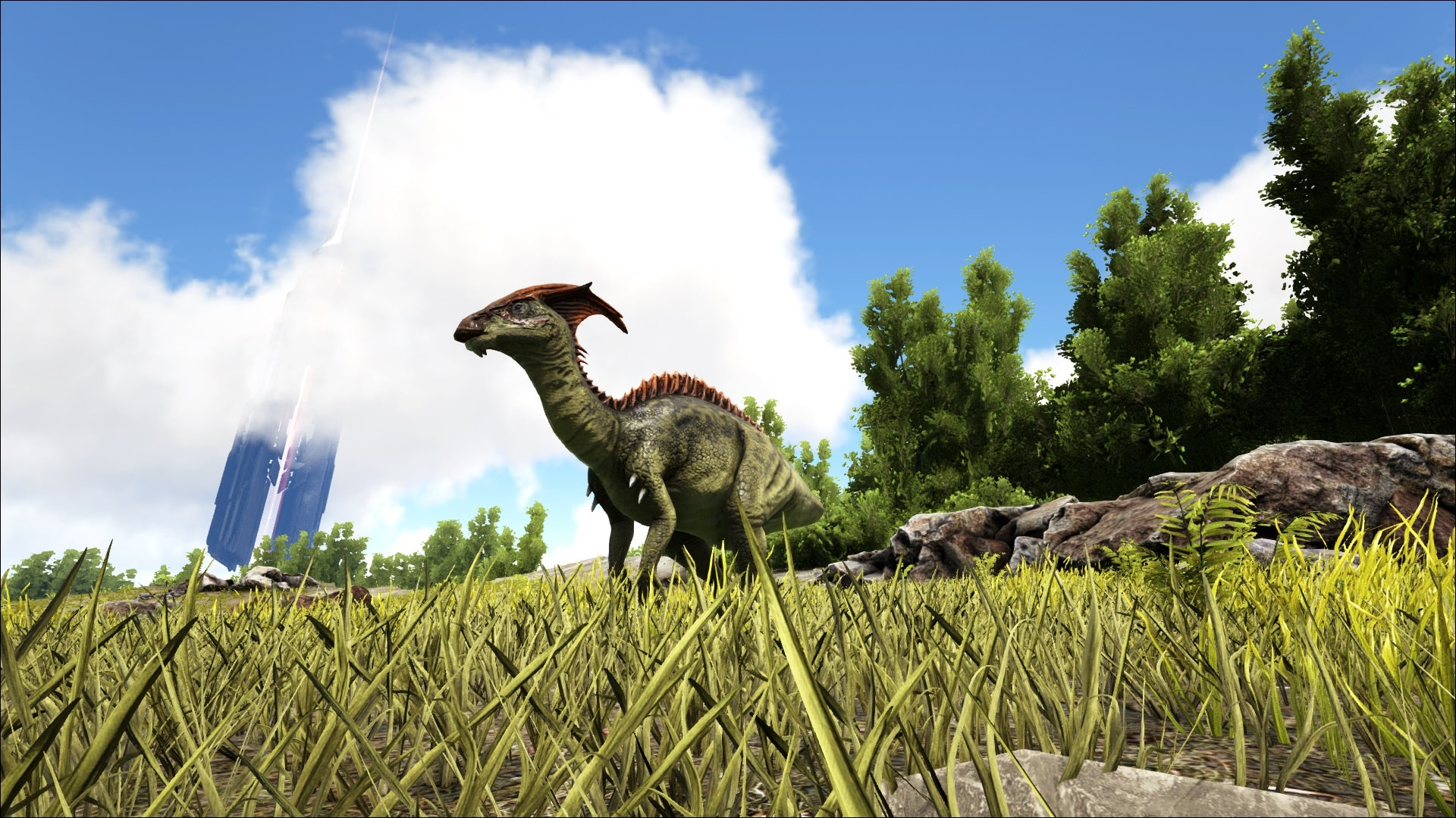 Parasaur, Ark: Survival Evolved