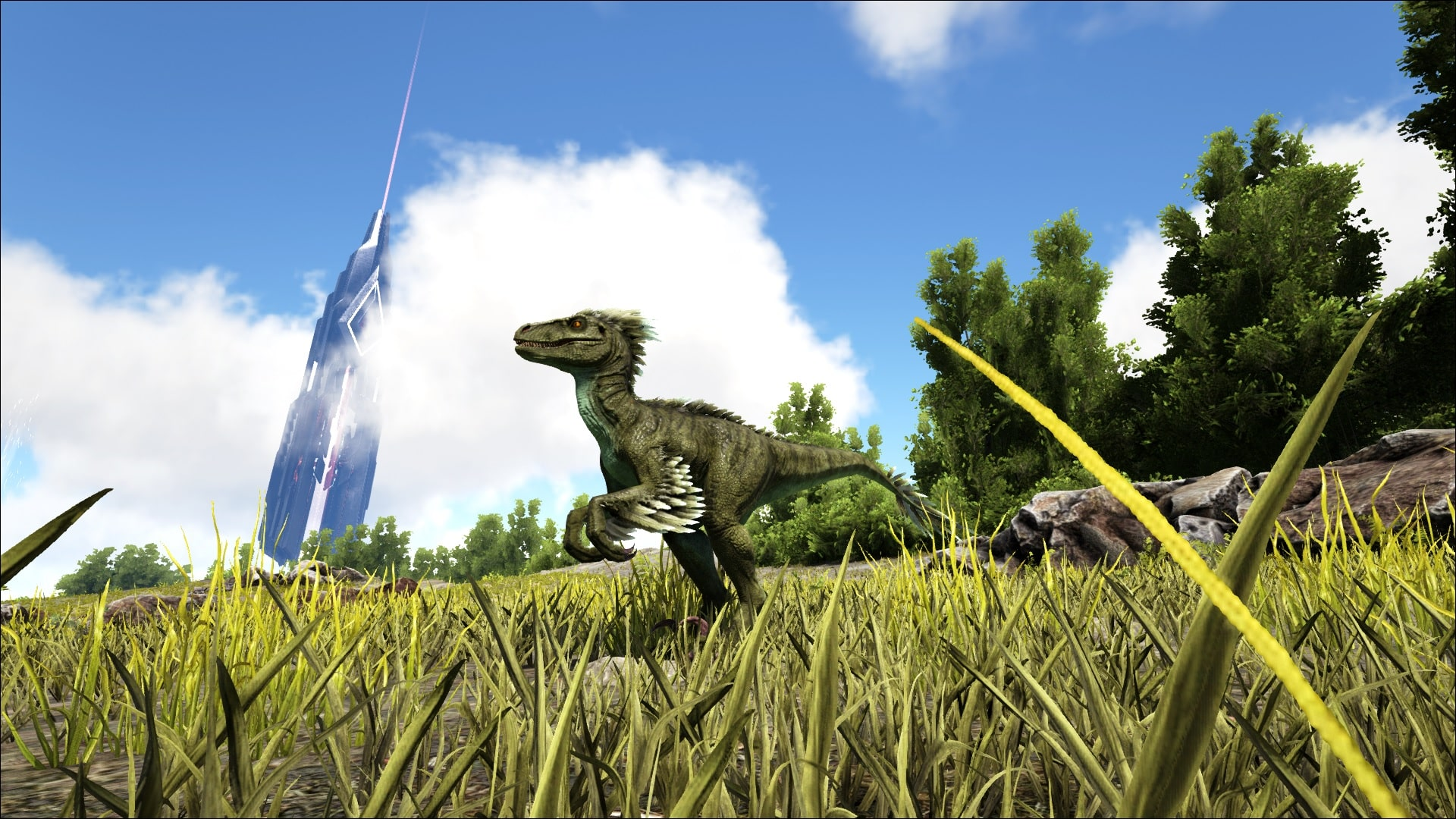 Raptor, Ark: Survival Evolved