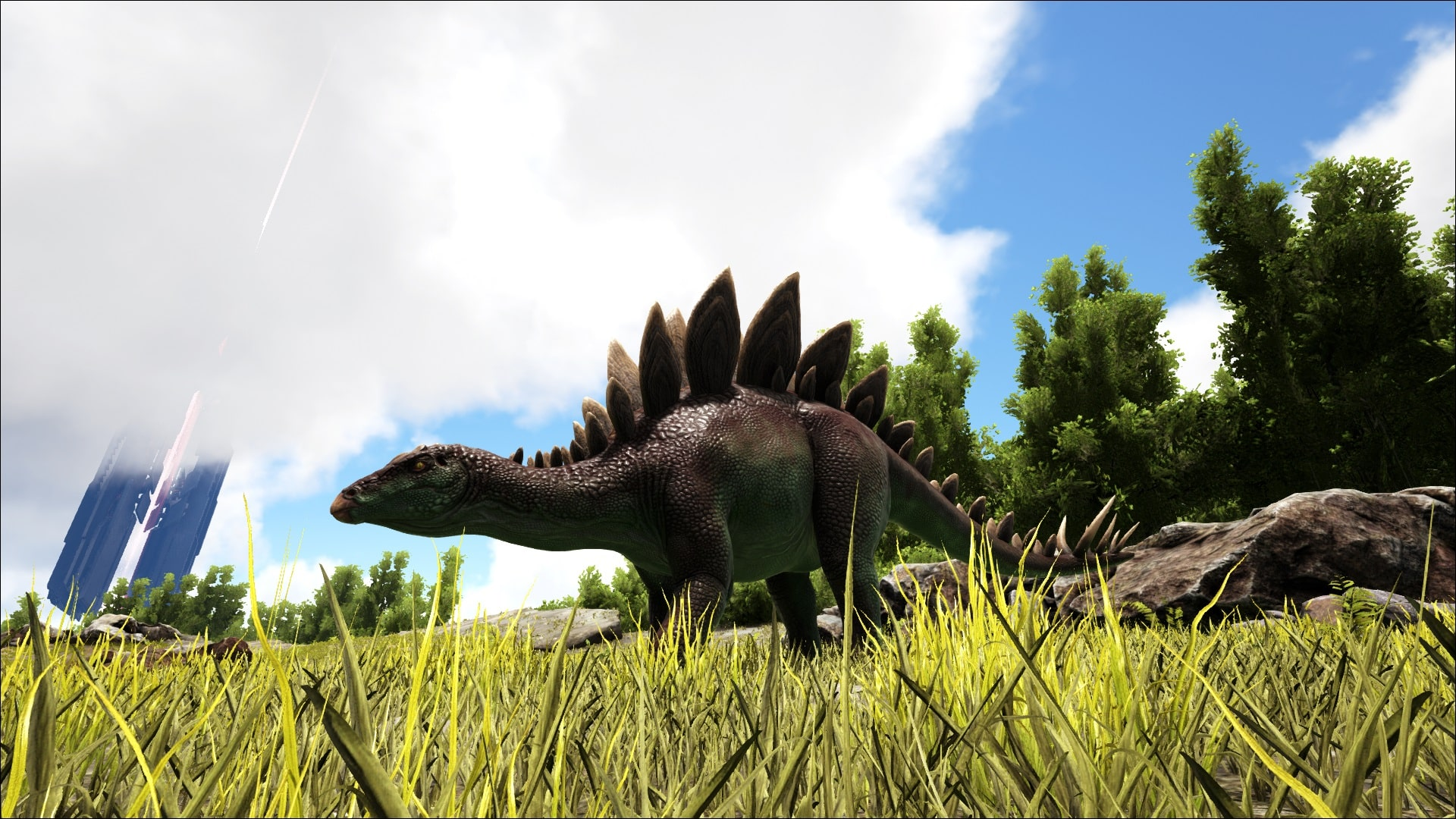 Stegosaurus, Ark: Survival Evolved