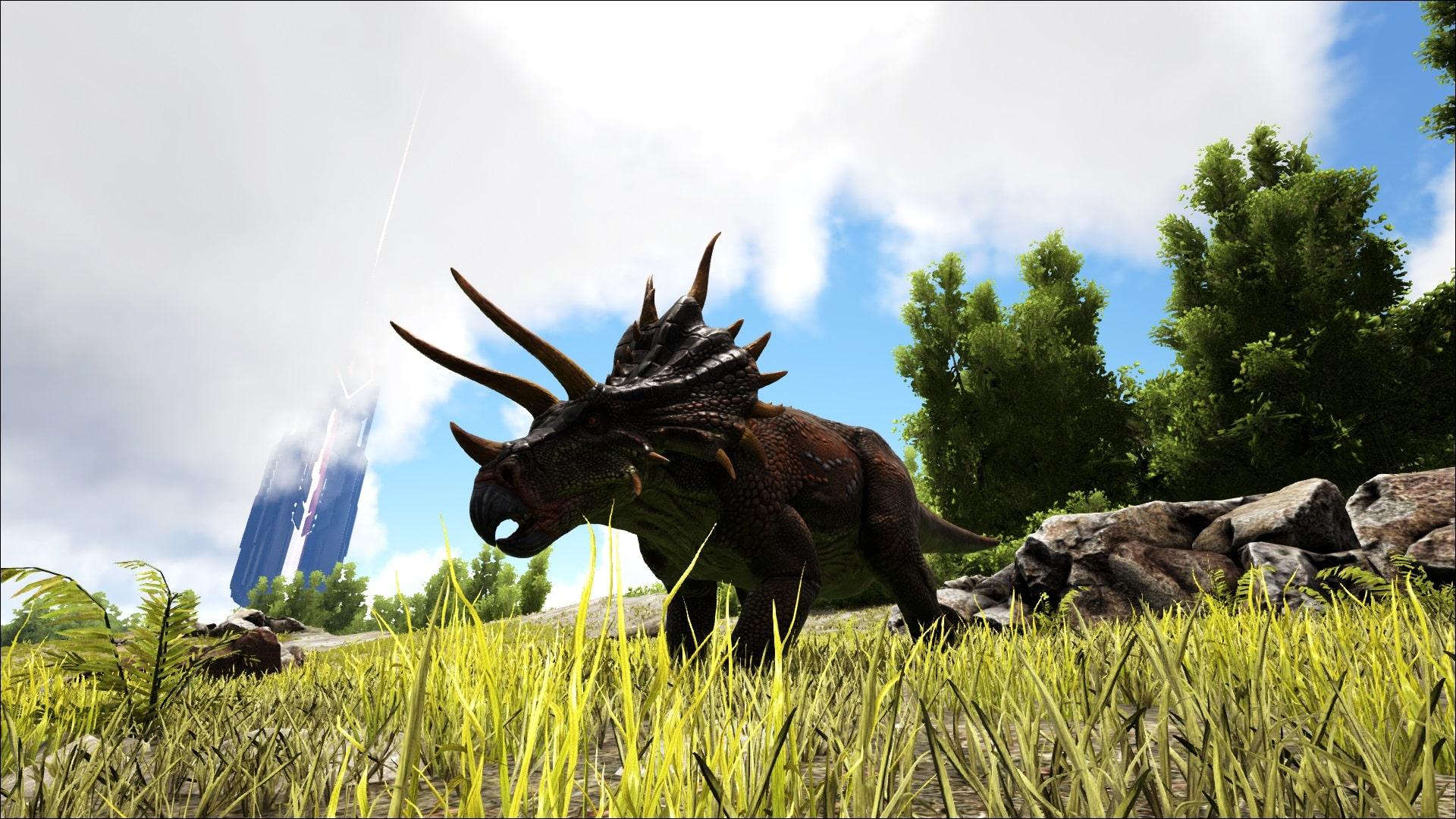 Triceratops, Ark: Survival Evolved