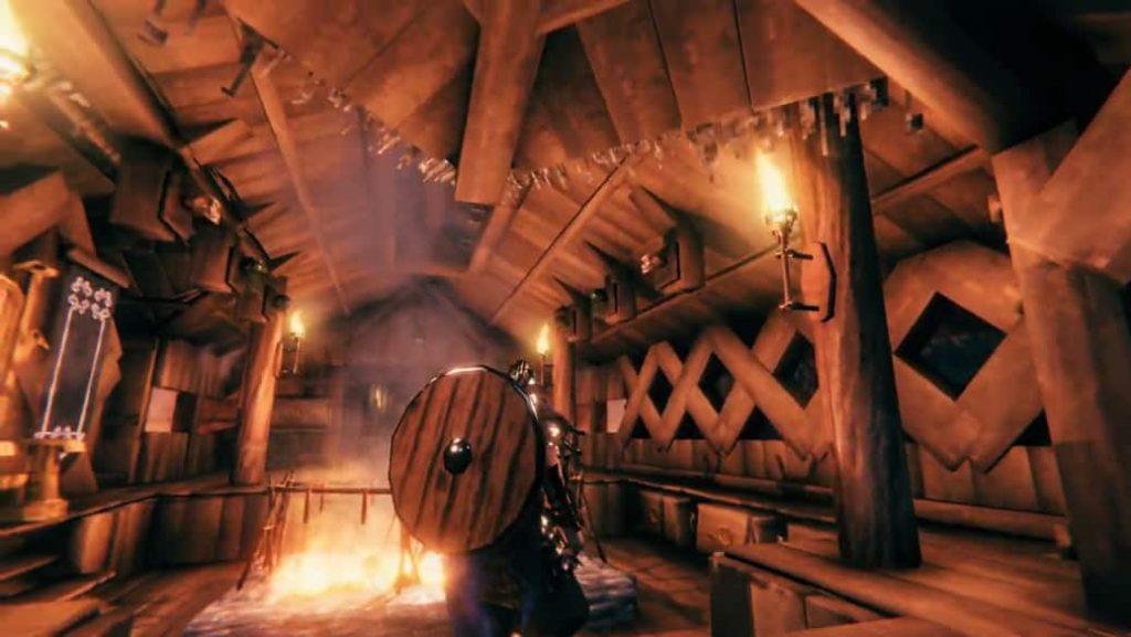 Iron Age Abode, Valheim.