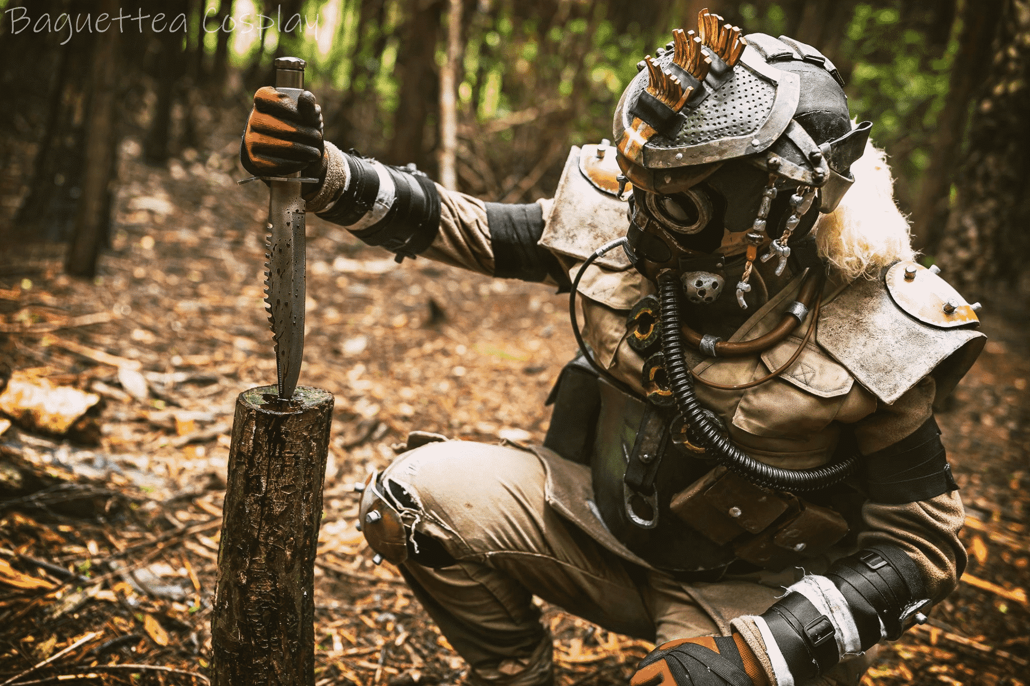 Bloodhound by Baguettea Cosplay