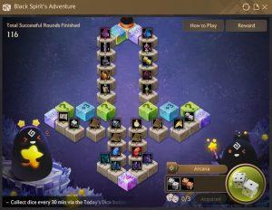 Black Spirit's Adventure Board 2 in Black Desert Online
